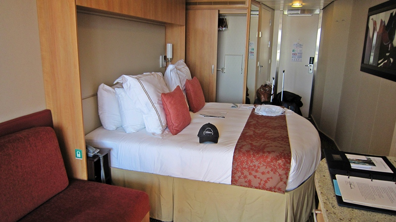 Celebrity Reflection Stateroom Pictures and Descriptions ...