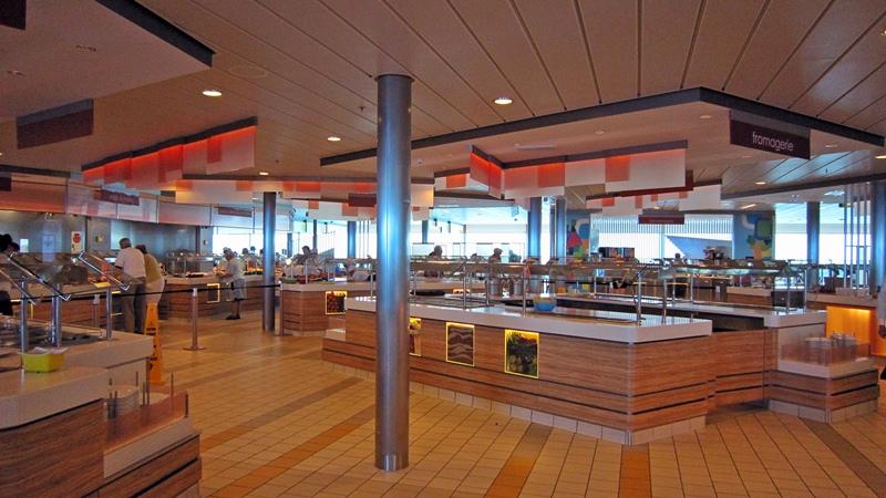 Celebrity's Oceanview Café - ShermansCruise